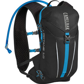 CamelBak Octane 10 Drinkrugzak, black/atomic blue